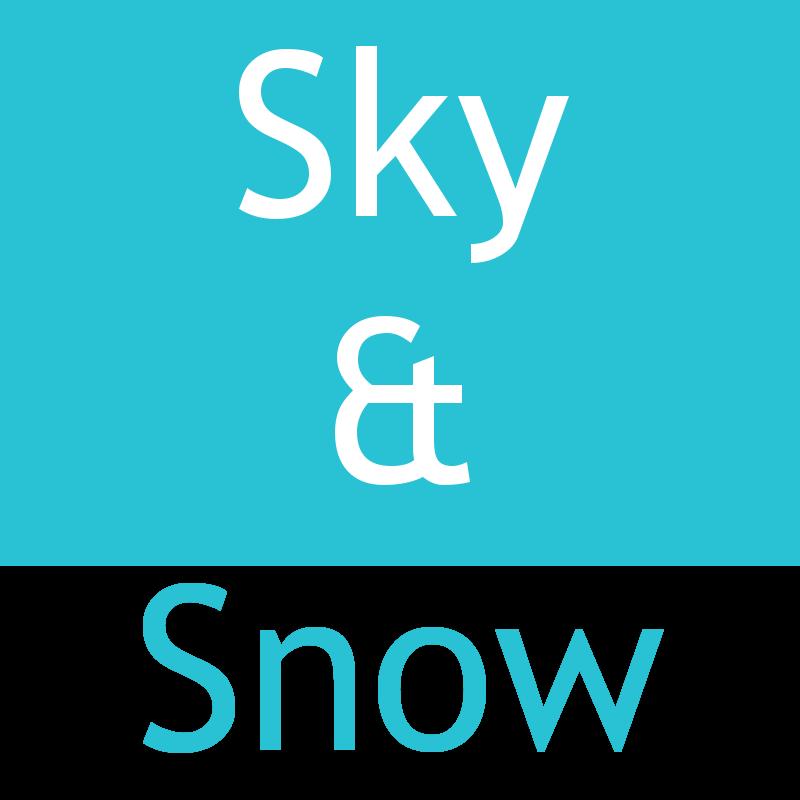 Sky&Snowロゴ